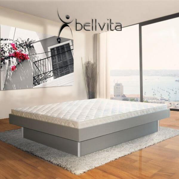 bellvita silverline Wasserbett in Komforthöhe