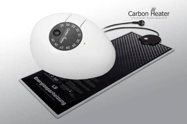Carbon Classic 240W Wasserbettenheizung