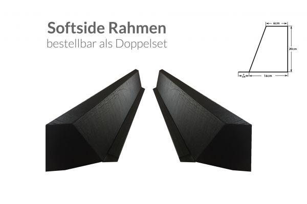 Softside Schaumstoff Rahmen als 2er Set