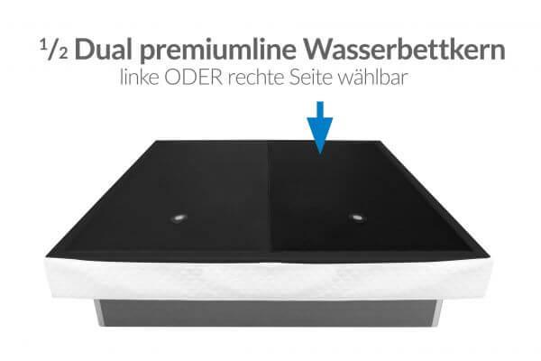 Ersatz Wasserkern premiumline für Dual Wasserbetten der premiumline