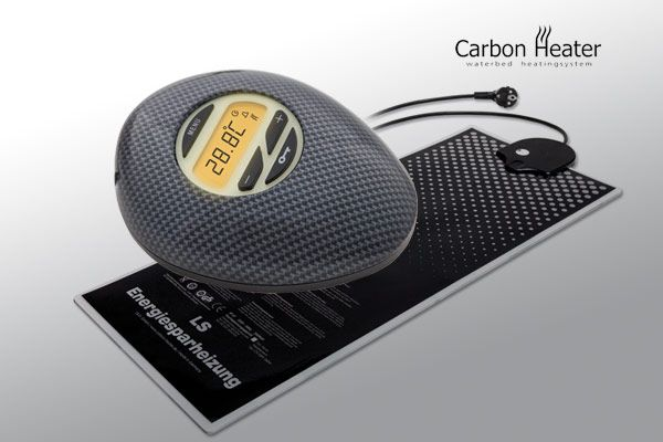 Carbon IQ Digital Wasserbettheizung