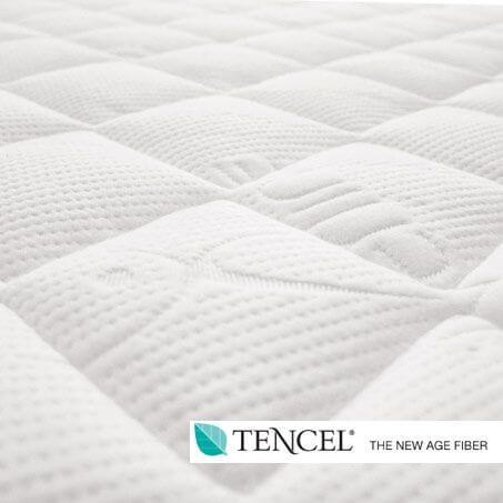bellvita Tencel-Naturfaser Wasserbettbezug komplett