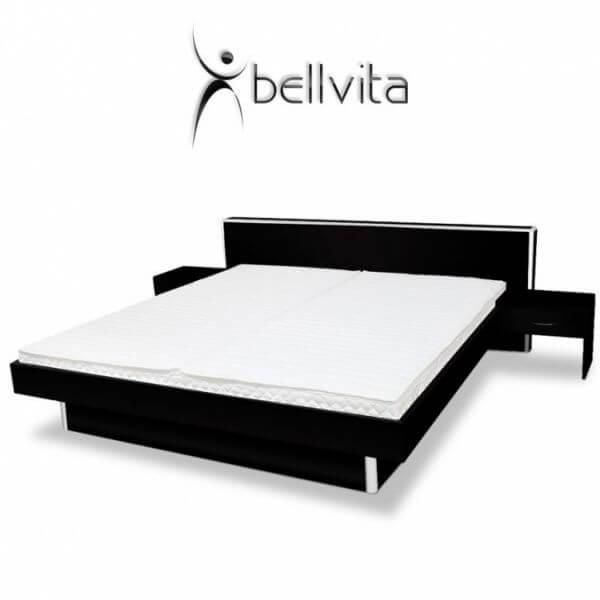 bellvita classicline Wasserbett mit Bettumrandung