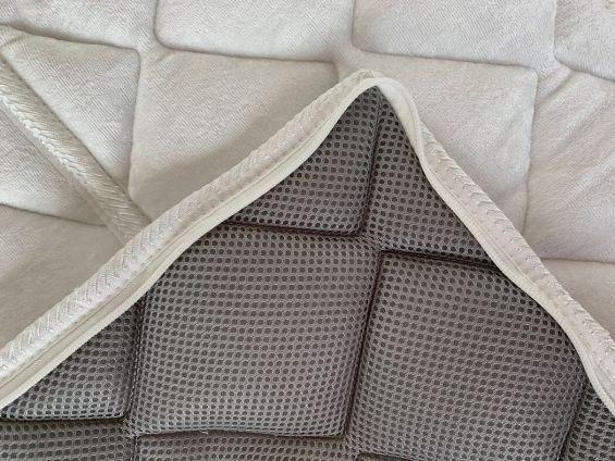 Wasserbetten-Auflage Tencel Velvet Naturfaser