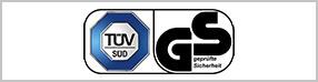 Tuev-GS-Qualitaet-Logo