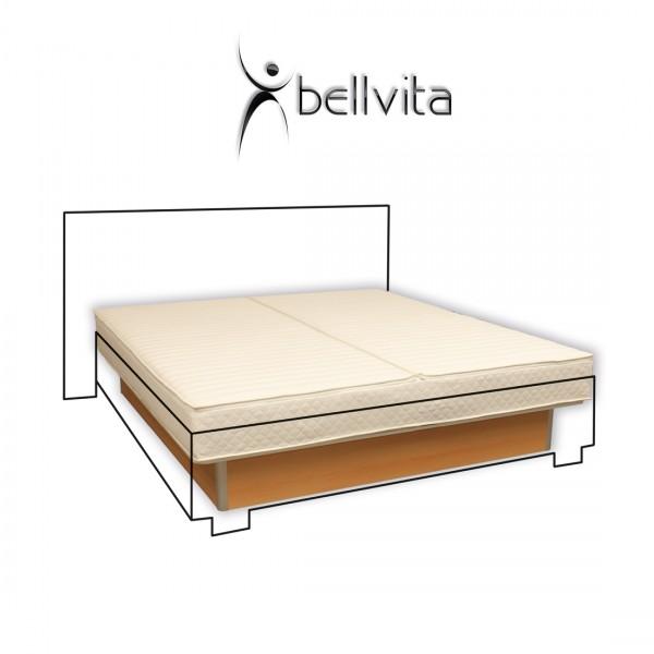 bellvita Einbau- Wasserbett